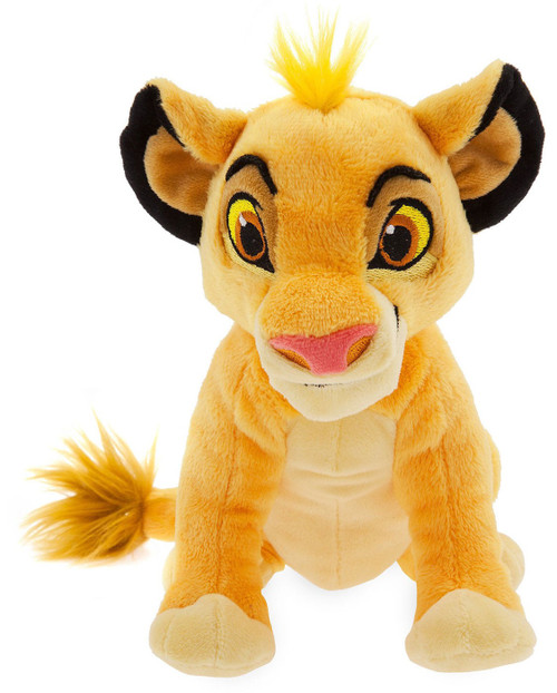 Disney The Lion King Simba Exclusive 6.5-Inch Mini Bean Bag Plush