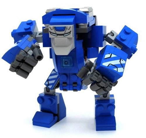 LEGO Marvel Super Heroes Avengers Endgame Igor Suit Mech [Loose]