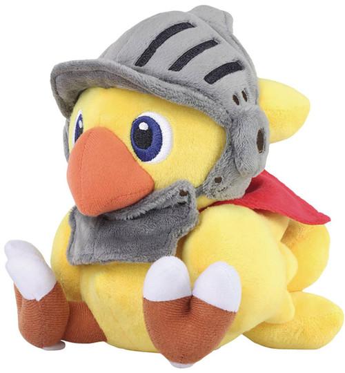Final Fantasy Chocobo's Mystery Dungeon EVERY BUDDY!! Knight Chocobo Plush