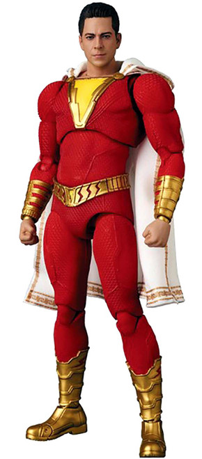 DC MAFEX Shazam Action Figure