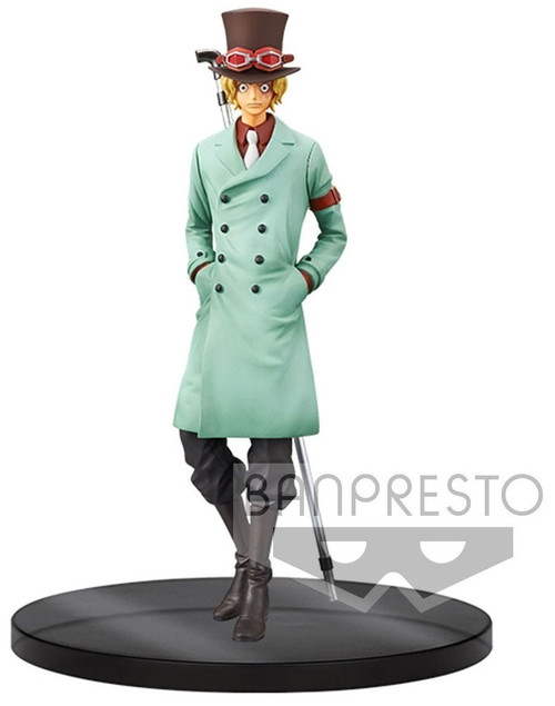 One Piece: Stampede DXF Grandline Men Mystery Figure 6.7-Inch Collectible PVC Figure [Vol.2]