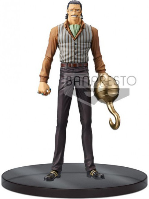 One Piece: Stampede DXF Grandline Men Mystery Figure 6.7-Inch Collectible PVC Figure [Vol.4]