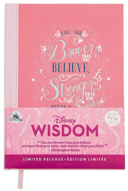 Disney Pooh's Grand Adventure: The Search for Christopher Robin Wisdom Piglet Exclusive Journal