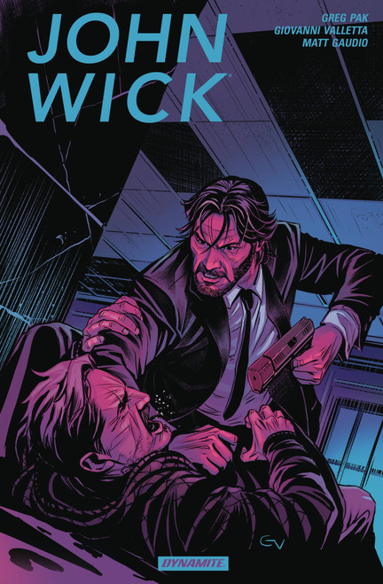 Dynamite Entertainment John Wick Hard Cover Comic Book