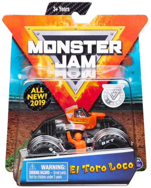 Monster Jam El Toro Loco Diecast Car [Version 2]
