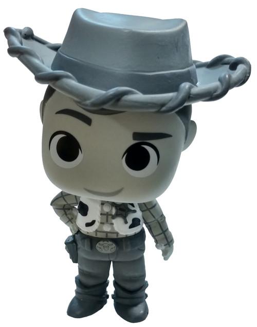Funko Disney / Pixar Toy Story 4 Mystery Minis Woody Exclusive 1/12 Mystery Minifigure [Black & White Loose]