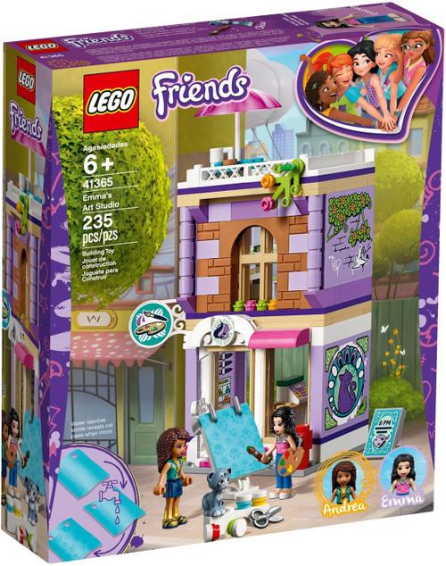 LEGO Friends Emma's Art Studio Set #41365