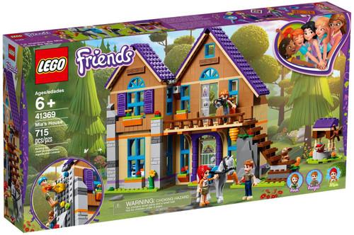 LEGO Friends Mia's House Set #41369