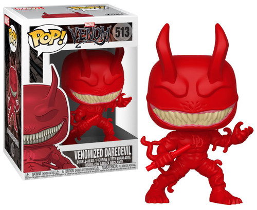 Funko POP! Marvel Venomized Daredevil Vinyl Figure