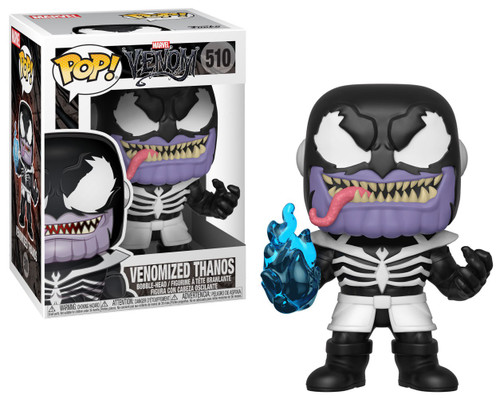 Funko POP! Marvel Venomized Thanos Vinyl Figure