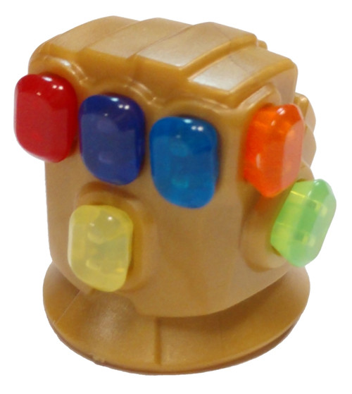 LEGO Avengers Infinity War Infinity Gauntlet Accessory [Complete with 6 Stones Loose]