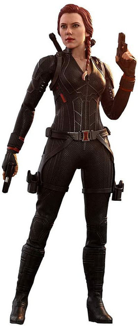 Marvel Avengers Endgame Black Widow Collectible Figure