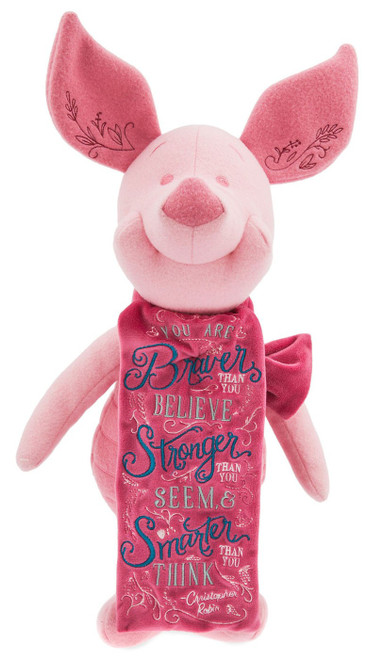 Disney Pooh's Grand Adventure: The Search for Christopher Robin Wisdom Piglet Exclusive 13-Inch Plush