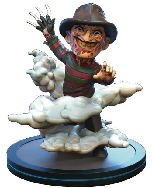 A Nightmare on Elm Street Q-Fig Freddy Krueger 4.75-Inch Diorama Figure