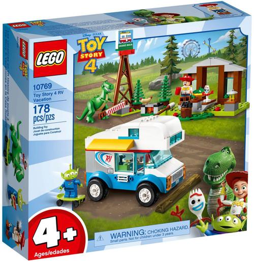 LEGO Juniors Toy Story 4 RV Vacation Set #10769