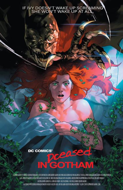 DCeased #2 Comic Book [Yasmine Putri Horror Variant Cover]