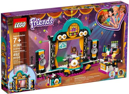 LEGO Friends Andrea's Talent Show Set #41368