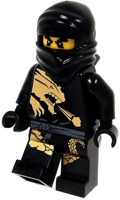 LEGO Ninjago The Golden Weapons Cole DX (Dragon eXtreme Suit) Minifigure [Loose]