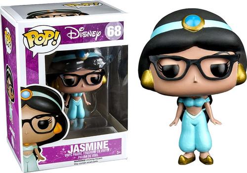 Funko Aladdin POP! Disney Jasmine Exclusive Vinyl Figure #68 [Hipster, Damaged Package]