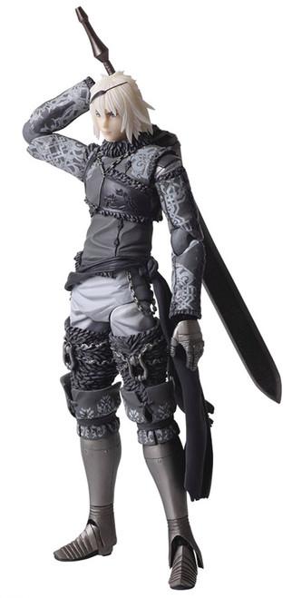 NieR: Automata Bring Arts Nier & Emil Action Figure Set [Version 2]