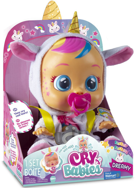 Cry Babies Dreamy Exclusive Doll