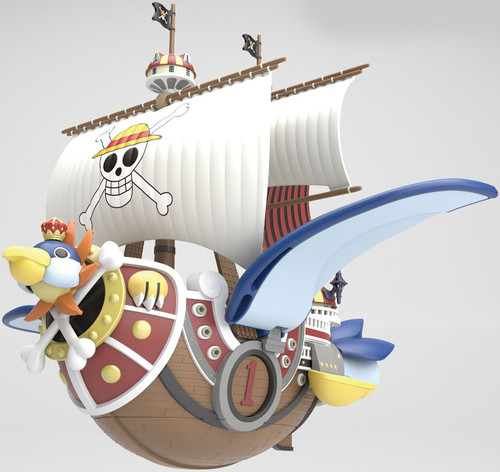 One Piece Grand Ship Collection Thousand Sunny Collectible Figure [Flying Model]