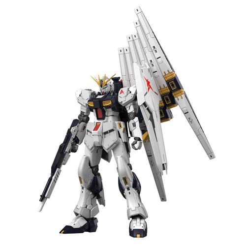 Char's Counterattack Real Grade Nu Gundam Model Kit