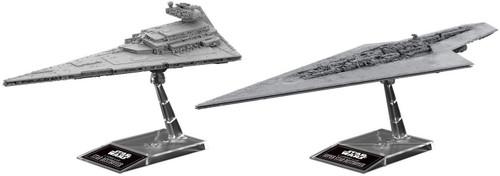 Star Wars Star Destroyer & Executor Class Super Star Destroyer Plastic Model Kit