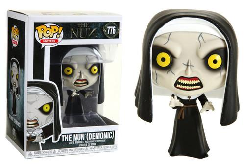 Funko The Nun POP! Movies Demonic Nun Vinyl Figure