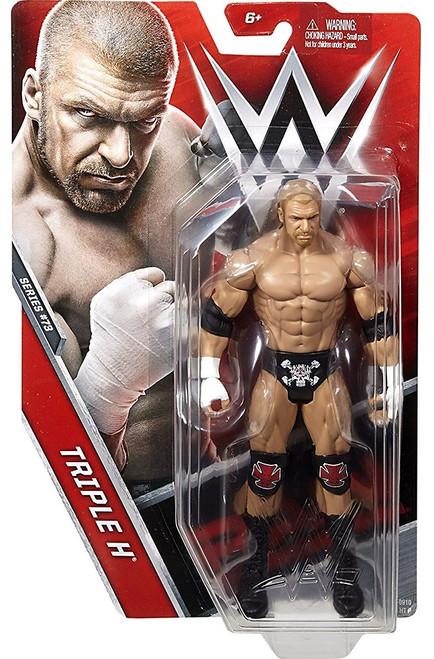 WWE Wrestling Series 73 Triple H Action Figure [Damaged Package]