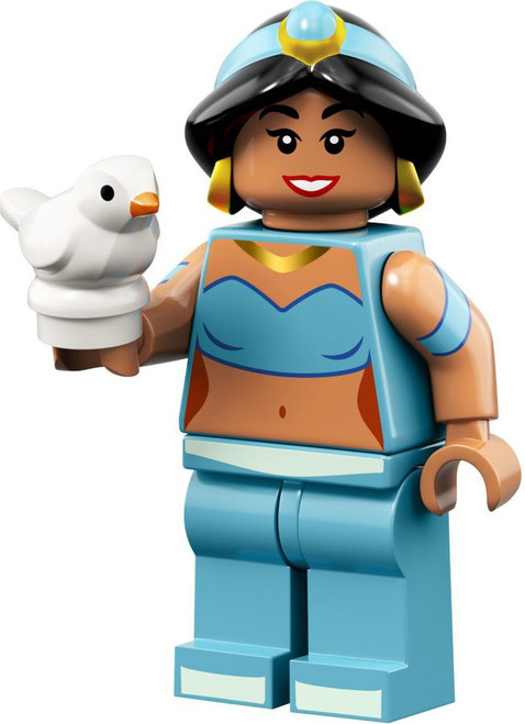 LEGO Minifigures Disney Mystery Series 2 Jasmine Minifigure [Loose]