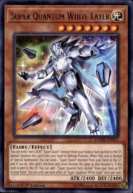 DANGER DECK COREDANE YOU/'RE IN EXCITEMENT FEETS STRENGTH YuGiOh MYSTERY