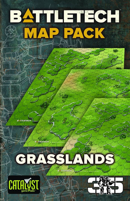 BattleTech Grasslands Map Pack
