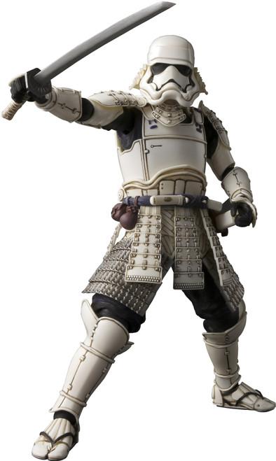 Star Wars Meisho Movie Realization Ashigaru First Order Storm Trooper Action Figure