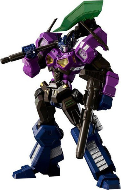 "Transformers Furai Shattered Glass Optimus Prime 6.2-Inch 6.2"" Model Kit [Attack Mode]"
