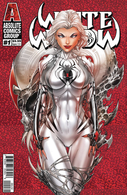 Absolute Comics Group White Widow #1 Comic Book [2nd Print Cover C]