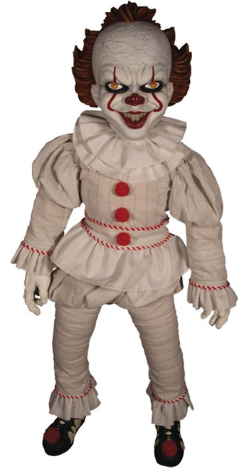 IT Movie (2017) Designer Series Pennywise 18-Inch Roto Plush Doll