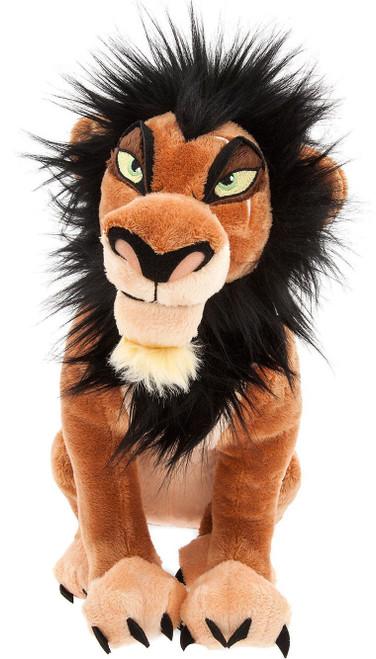 Disney The Lion King Scar Exclusive 14-Inch Medium Plush