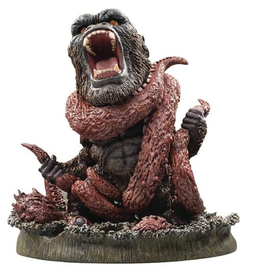 Skull Island King Kong vs. Octopus 6.2-Inch Deform Soft Vinyl Statue