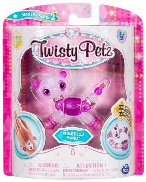 Twisty Petz Series 2 Plumerella Panda Bracelet