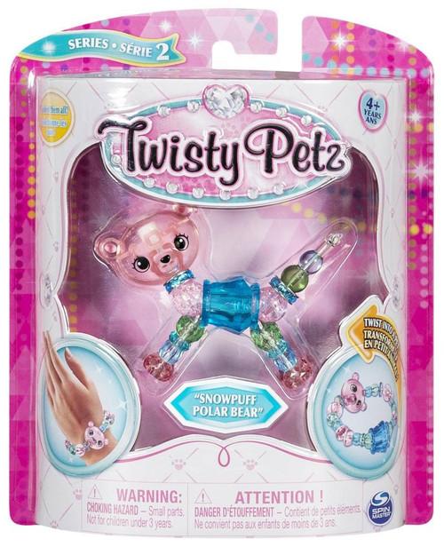 Twisty Petz Series 2 Snowpuff Polar Bear Bracelet