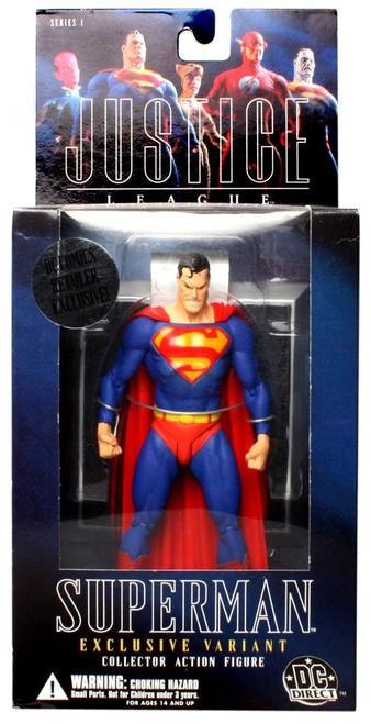DC Alex Ross Justice League Superman Exclusive Action Figure [Variant]