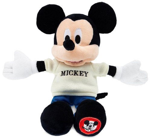 Disney Mickey Mouse Club Mickey Mouse Exclusive 11-Inch Plush