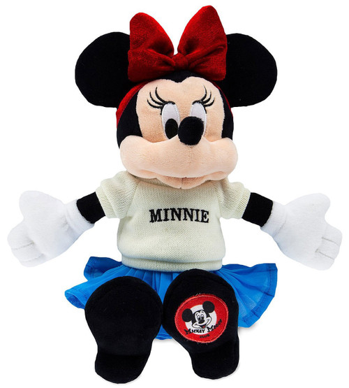 Disney Mickey Mouse Club Minnie Mouse Exclusive 11-Inch Plush
