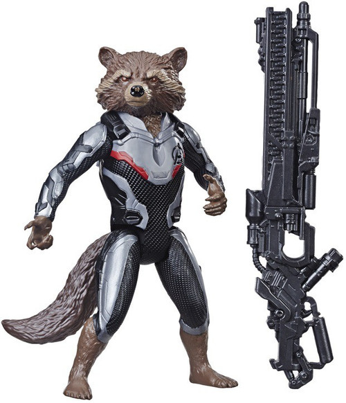 Marvel Avengers Endgame Titan Hero Series Rocket Raccoon Action Figure