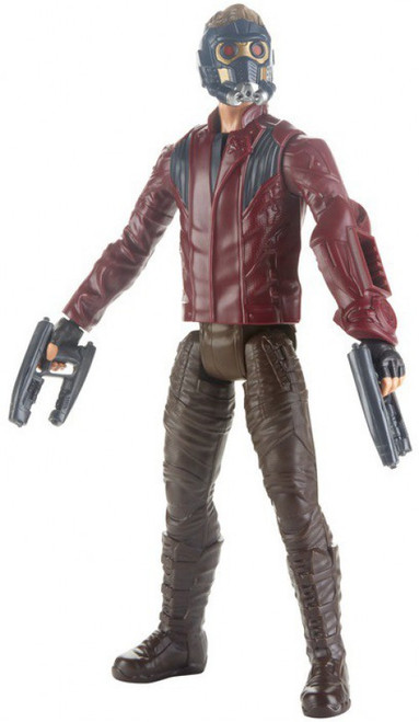 Marvel Avengers Endgame Titan Hero Series Star Lord Action Figure