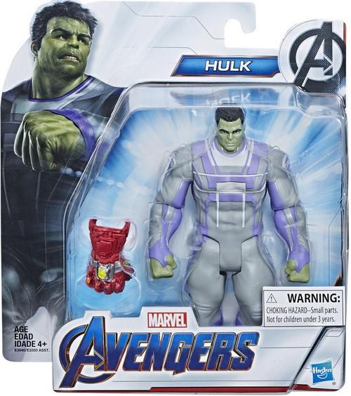 Marvel Avengers Endgame Hulk 6-Inch Deluxe Figure