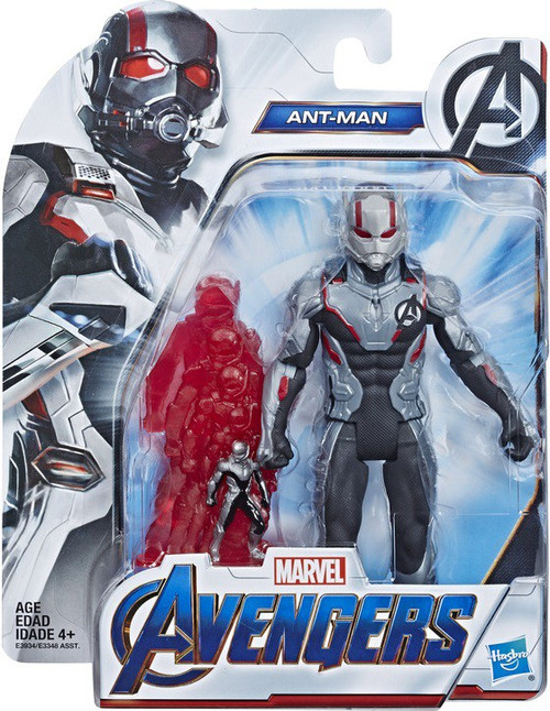 Marvel Avengers Endgame Team Suit Ant-Man Action Figure