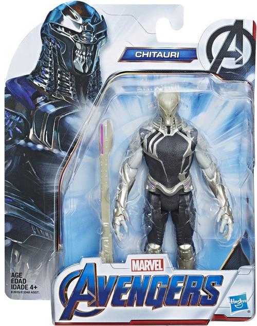 Marvel Avengers Endgame Chitauri Action Figure