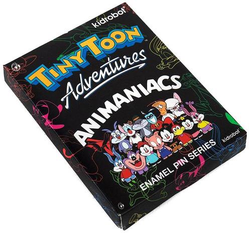 Tiny Toon Adventures Enamel Pin Animaniacs Mystery Pack [1 RANDOM Pin]